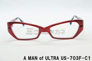 A MAN of ULTRA×BLACK ICE US-703F-C1 円谷プロダクション ウルトラセブン コラボアイウェア