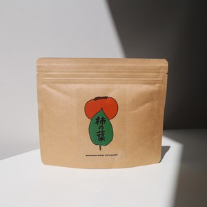 柿の葉茶 無添加100%パウダー  | Kaki-no-ha tea powder(100g)