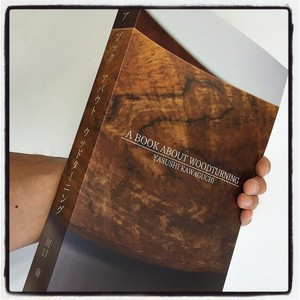 (海外) A BOOK ABOUT WOODTURNING