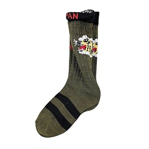 """Vietnam Tiger"" Socks"