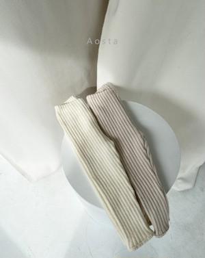 【予約販売】 thick rib leggings〈Aosta〉