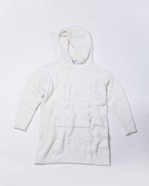 THE ULTIMATE COZY HOODED TUNIC/CONTINENTAL