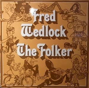 【LP】FRED WEDLOCK/The Folker