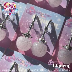 Sailor Moon store x Liquem / スーパーセーラームーンチェリー イヤリング