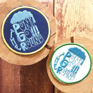 pony go round pgr beer wappen