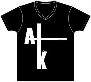 アダチケンゴオリジナルTシャツ2017「AK」