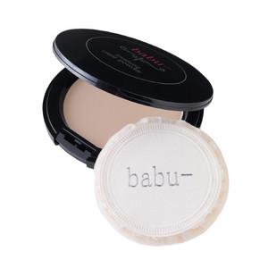 babu-[フィニッシングクリアーパウダー コンパクトSET]