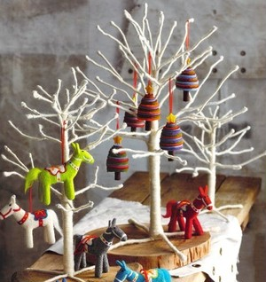 Roost Wooly Mini Trees ウーディーツリー Small