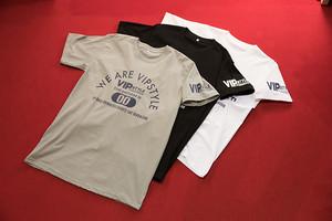 Tシャツ(アメカジ風)グレー