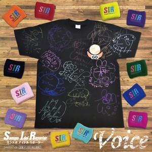『Voice / SIR』(推しメンサイン付き生写真セット)