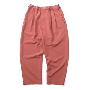 WIDE TR2 PANTS【SALMON PINK】