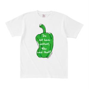 green pepper ホワイト