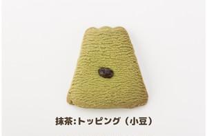 フジヤマクッキー 3枚入り 抹茶