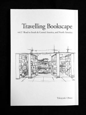 旅のZine【Travelling Bookscape】vol.2