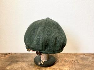 wool beret:green