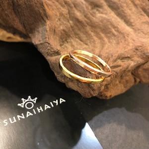 TSUNAI HAIYA Loose Ring ツナイハイヤ ルーズリング