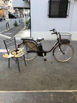 18年モデル 電動自転車 新車  Panasonic ビビスタイル