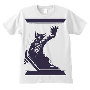 [予約商品] Nhato Image Print T-Shirt [White]