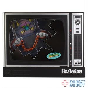リアクション マイペットモンスター フロッキー 3.75インチ アクションフィギュア