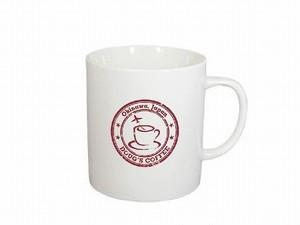 ダグズ・コーヒー マグカップ スタンプ版