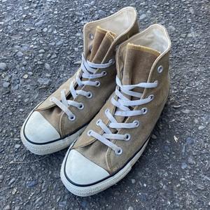 """90's   Converse allstar sneaker """"suede"""""""