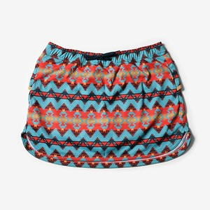 MMA Pendleton 3pocket Run Skirt (Turquoise)