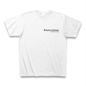 RouteFourteen35周年Tシャツ ホワイト×ブラックワンポイント
