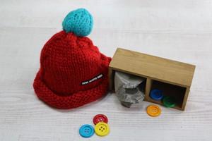 HATS-ON(ハッツオン)-ELSTINKO Kidsニットキャップ