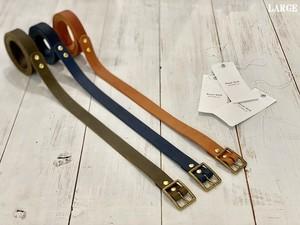 HUE 【Long long belt】