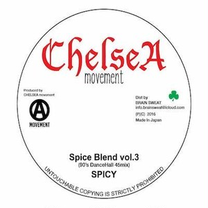Spice Blend vol. 3 late90's-early00's Dancehall 45Mix / Spicy of Chelsea Movement
