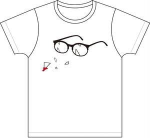 DOTAMA メガネTシャツ