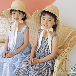 «sold out»«ジュニア・ママサイズ» bubble kiss Tiered dress ティアードワンピース