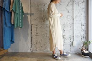 【Phlannèl】Cotton Wool Thermal Dress