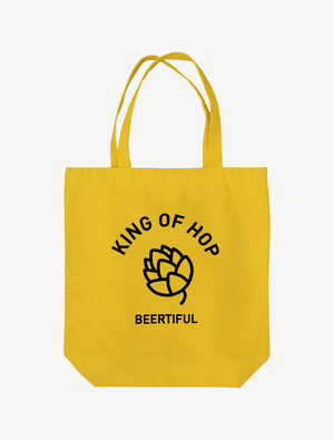 【KING OF HOP】トートバッグ