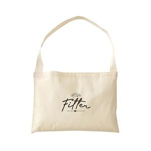 Shoulder sheeting bag
