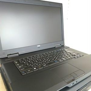 中古高速SSDノートパソコン Windows10 VK19EA NEC