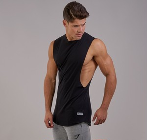 GymShark ジムシャーク eaze sleeveless – ブラック【Black】 メーカー直輸入品!