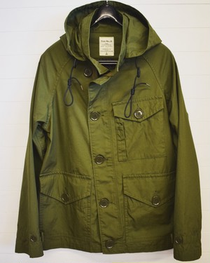 WORKERS(ワーカーズ)RAF PARKA