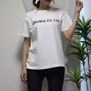 orubia official オリジナル ロゴ Tシャツ