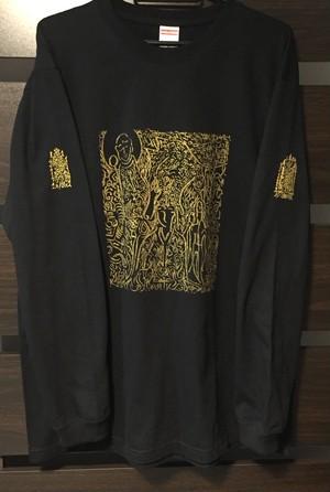 『超能力が出るTシャツ』~金運バージョン~ 長袖