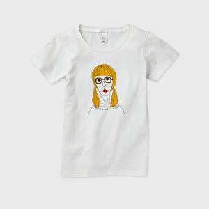 girls レディースTシャツ