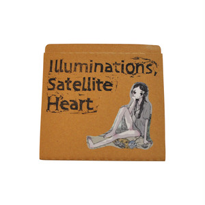 【SOLD OUT】2013年リリースカセットテープ『Illuminations, Satellite Heart / Chill Sounds Series Volume 1』