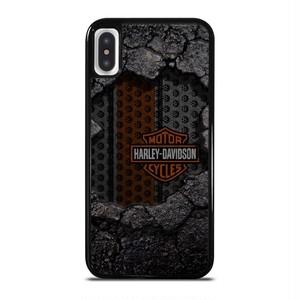 [98]iPhone8PLUS用カバー  ハーレーダビッドソンMOTORCYCLE