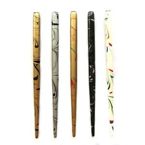 マーブル ペンホルダー / Marbled Pen Holder