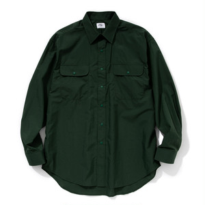 "Just Right ""UL Snap Shirt"" Green"