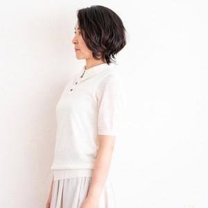 ポロニット・半袖(サイズ:46)