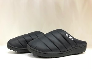 【SUBU】Down Sandal (black)