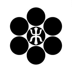 七曜に木の字 aiデータ