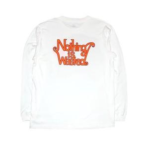 Nothing is Wasted. 1st logo Orange