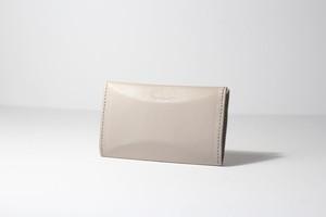 Card Case - Pink Grey -
